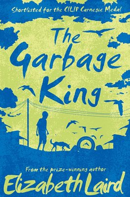Book cover for The Garbage King
