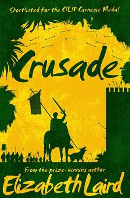 Book cover for Crusade