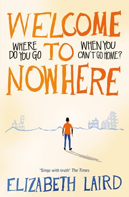 Book cover for Welcome to Nowhere