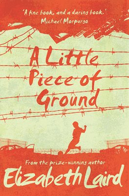 Book cover for A Little Piece of Ground