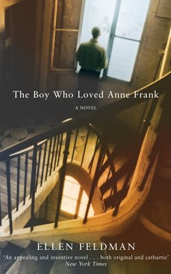 Book cover for The Boy Who Loved Anne Frank