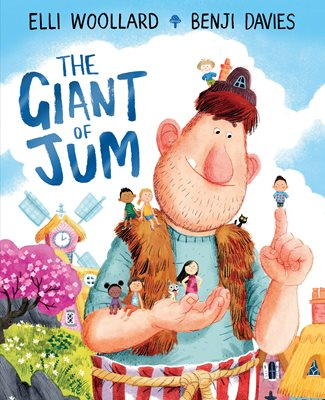 Book cover for The Giant of Jum