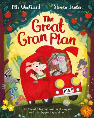Book cover for The Great Gran Plan