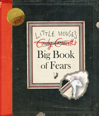 Book cover for Little Mouse's Big Book of Fears