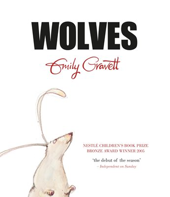 Book cover for Wolves