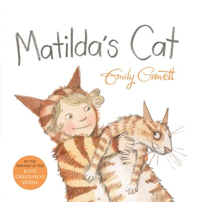Book cover for Matilda's Cat
