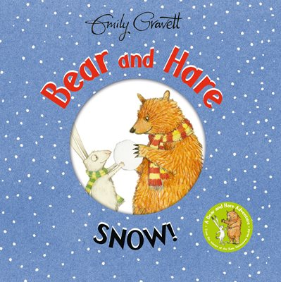 Book cover for Bear and Hare: Snow!