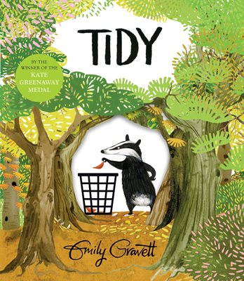 Book cover for Tidy