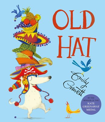 Book cover for Old Hat