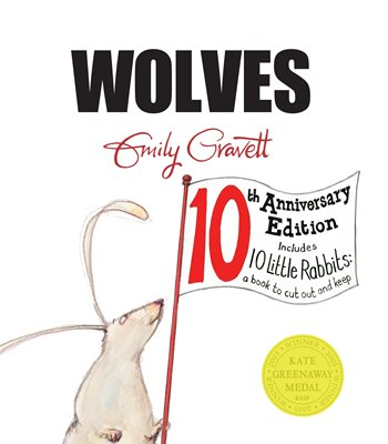 Book cover for Wolves 10th Anniversary Edition