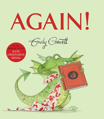 Book cover for Again!