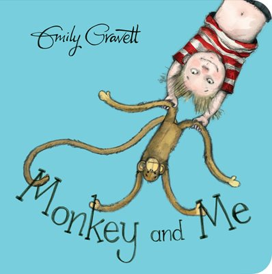 Book cover for Monkey and Me