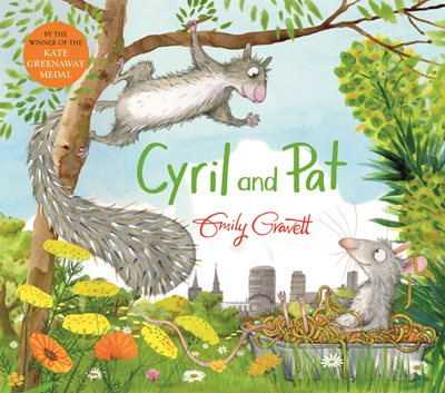 Book cover for Cyril and Pat