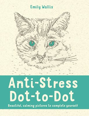 Book cover for Anti-Stress Dot-to-Dot