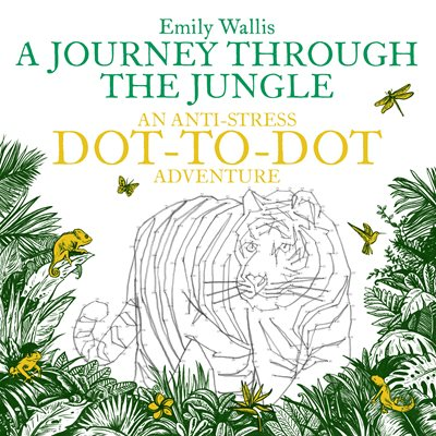 Book cover for A Journey Through the Jungle