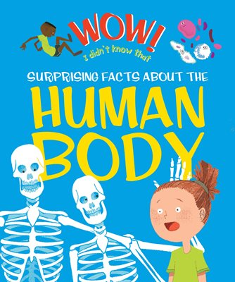Book cover for Wow! Human Body