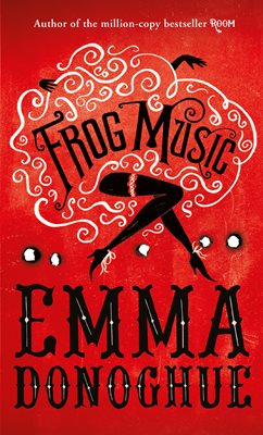Book cover for Frog Music