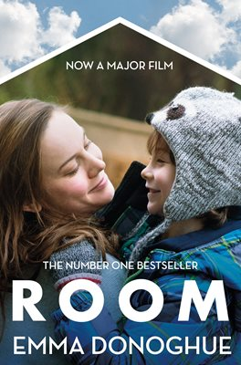 Book cover for Room: Film tie-in
