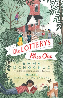 Book cover for The Lotterys Plus One