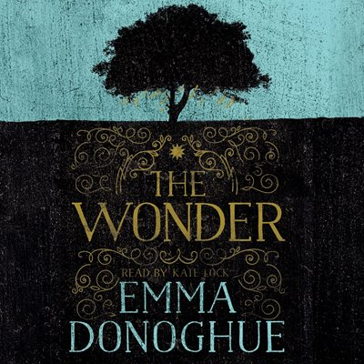 Book cover for The Wonder