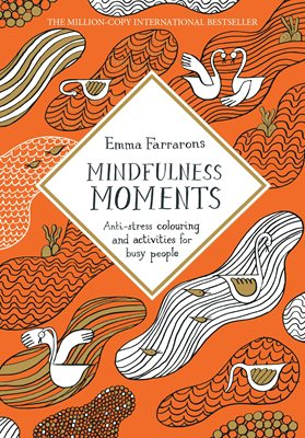 Book cover for Mindfulness Moments