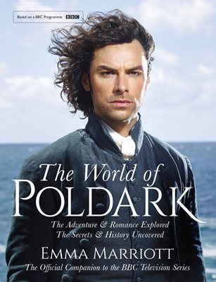 Book cover for The World of Poldark