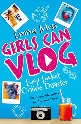Book cover for Lucy Locket: Online Disaster