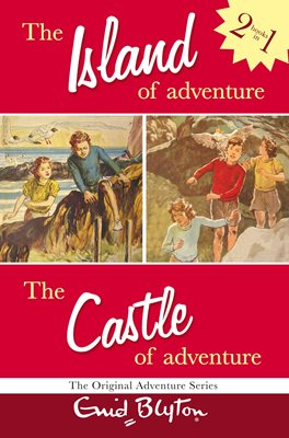Book cover for Adventure Series: Island & Castle...