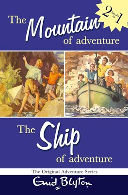 Book cover for Adventure Series: Mountain & Ship...