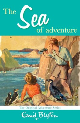 Book cover for The Sea of Adventure