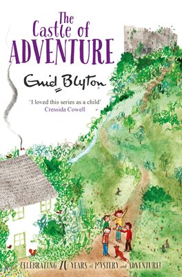 Book cover for The Castle of Adventure