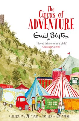 Book cover for The Circus of Adventure