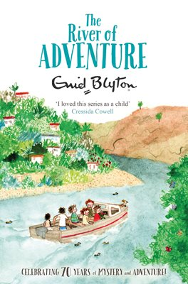 Book cover for The River of Adventure
