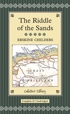 Book cover for The Riddle of the Sands