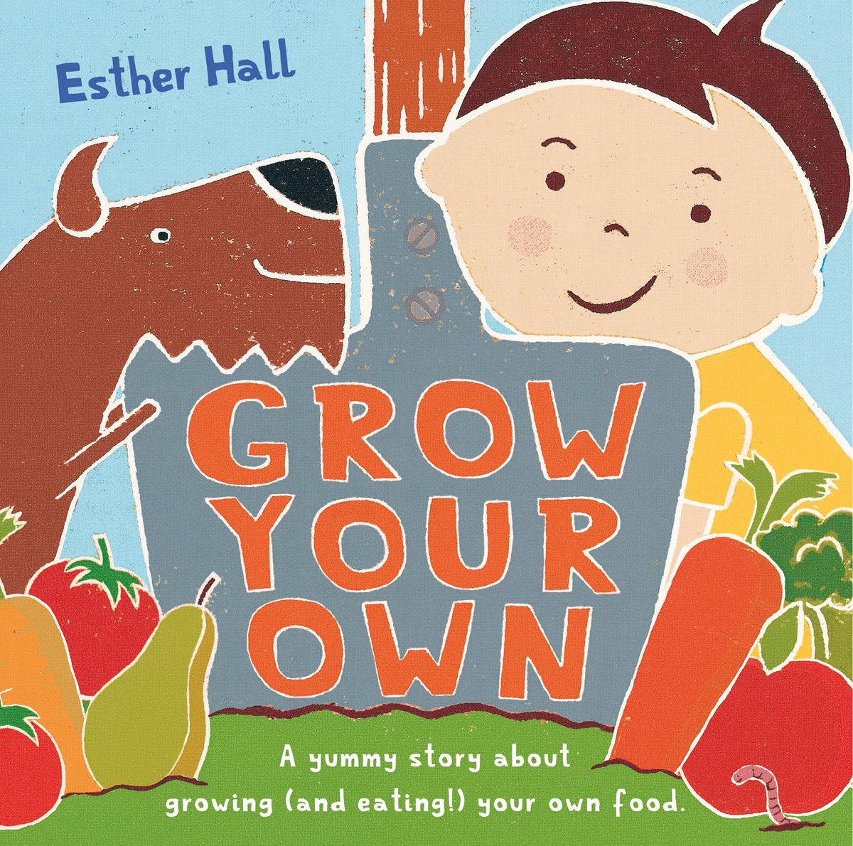 grow your own by esther hall