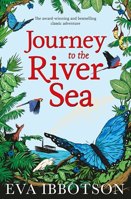 Book cover for Journey to the River Sea