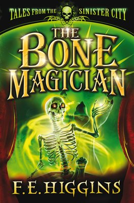 Book cover for The Bone Magician