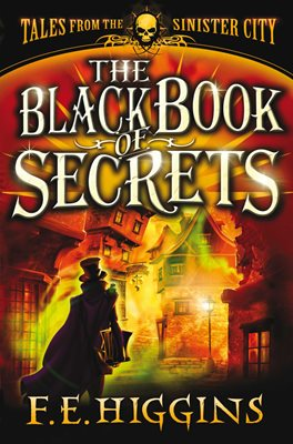 Book cover for The Black Book of Secrets