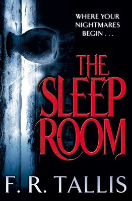 Book cover for The Sleep Room