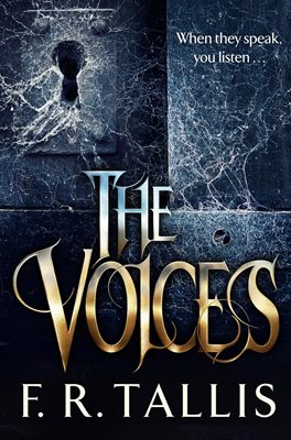 Book cover for The Voices