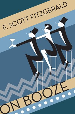 Book cover for On Booze