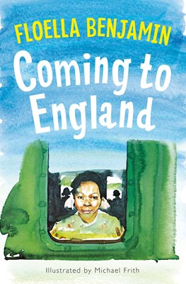 Book cover for Coming to England