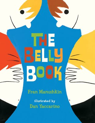 Book cover for The  Belly Book