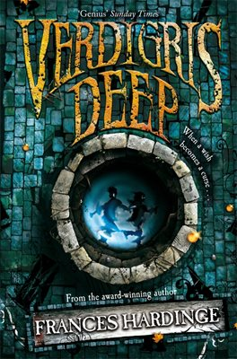Book cover for Verdigris Deep
