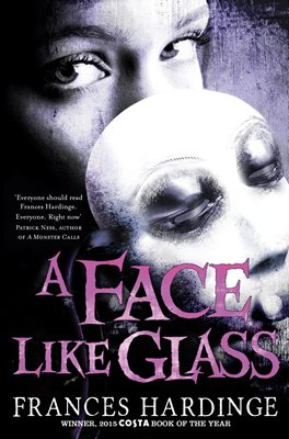 Book cover for A Face Like Glass