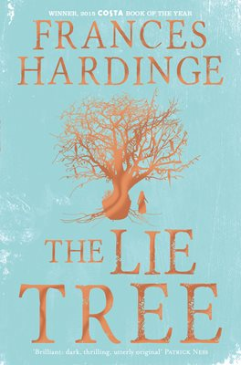 Book cover for The Lie Tree Special Edition