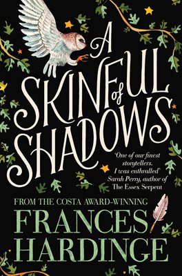 Book cover for A Skinful of Shadows