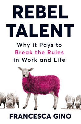 Book cover for Rebel Talent