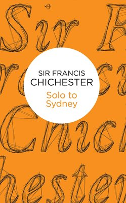 Book cover for Solo to Sydney