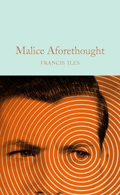 Book cover for Malice Aforethought
